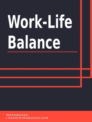 cover image of Work-Life Balance